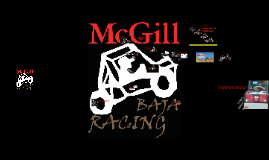 2013 McGill Baja Marketing Presentation