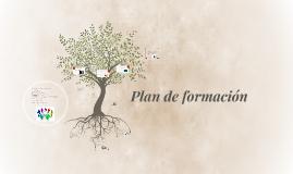 Plan de formacion