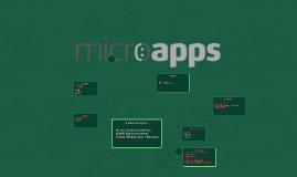 microapps 2015