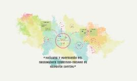 PyGCT - Análisis y proyección del crecimiento turístico - urbano de Nqn