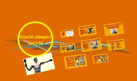 Copia di Giochi olimpici antichi