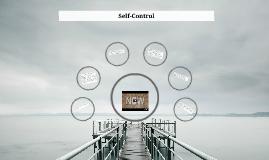 Copy of Copy of Self-Control