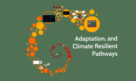 Planning tools for climate resilient pathways