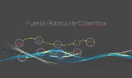 Fuerza Pública de Colombia