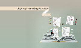 Chapter 7:  Launching the Nation
