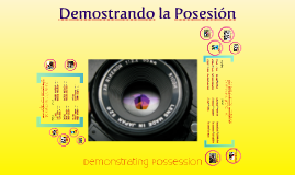 Ways to show possession in Spanish