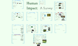 AP Bio Project: Ecology 6- Human Impact:  A Collaborative Student Project
