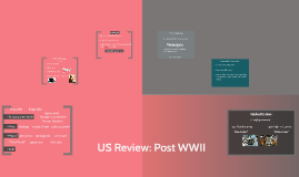 US Review: Post WWII