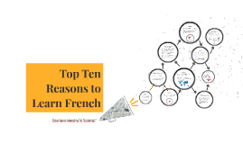 Top Ten Reasons to Learn French
