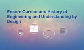 Copy of Encore Curriculum