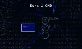 Kurs i CMD