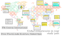 Global competencies in your study path 2017-2018