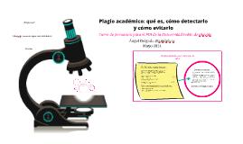 Plagio académico: qué es, cómo detectarlo y cómo evitarlo