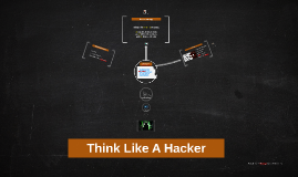 Shortened -  Think Like A Hacker