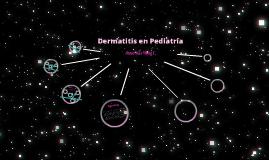 Dermatitis en Pediatría