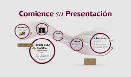 Copy of Comience su Presentación - Colmex
