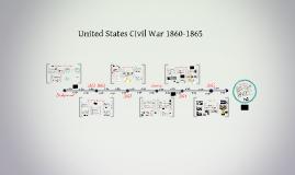 U.S. Civil War 1860-1865