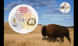 Culturally Responsive Classroom Practices & the NDNAEU
