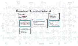 Humanismo y Revolución Industrial