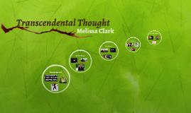 Transcendental Thought
