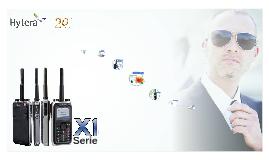 Serie X1 (Español)