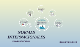 Copy of NORMAS INTERNACIONALES BR