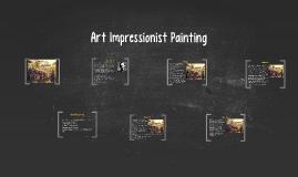 Art Impressionist Painting