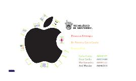 Apple Inc.-Planeacion Estrategica