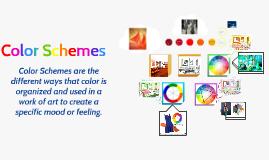 Copy of Copy of Color Schemes