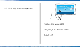 How to Win the Arbonne Cruise!