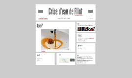 Crise d'eau de Flint