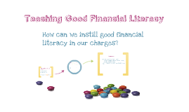 Financial Literacy for Charges