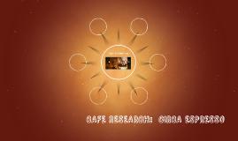 CAFE RESEARCH:  CIRCA ESPRESSO