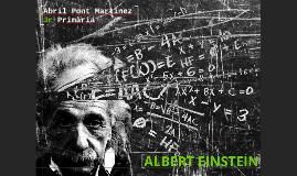 Albert Einstein - Abril Pont