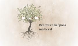 Belleza en la época medieval