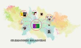 CELEBRACIONES MALAGUEÑAS