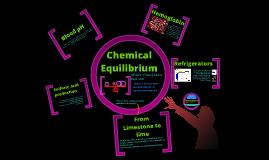 Applications of Equilibrium