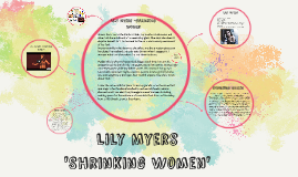 'Shrinking Women' by Lily Myers