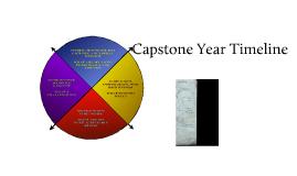 Capstone Year Timeline
