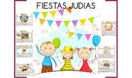 FIESTAS JUDIAS