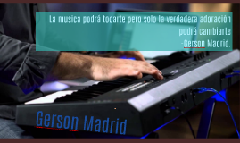 Gerson Madrid