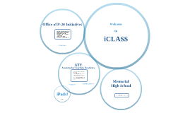 Copy of Welcome to iCLASS