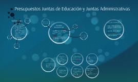 Copy of Presupuestos Institucionales