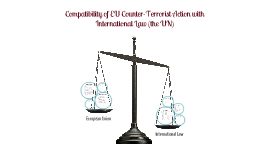 EU & International Law Against Terrorism