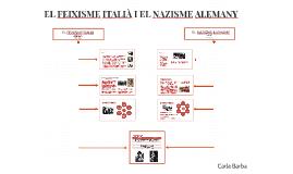 FEIXISME I NAZISME