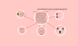Copy of LEADERSHIP LENS SCAVENGER HUNT