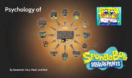 Psychology in Spongebob Squarepants