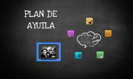 Plan de Ayutla