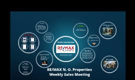 Weekly Sales Meeting, June 5, 2019