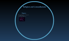 Science Constellations